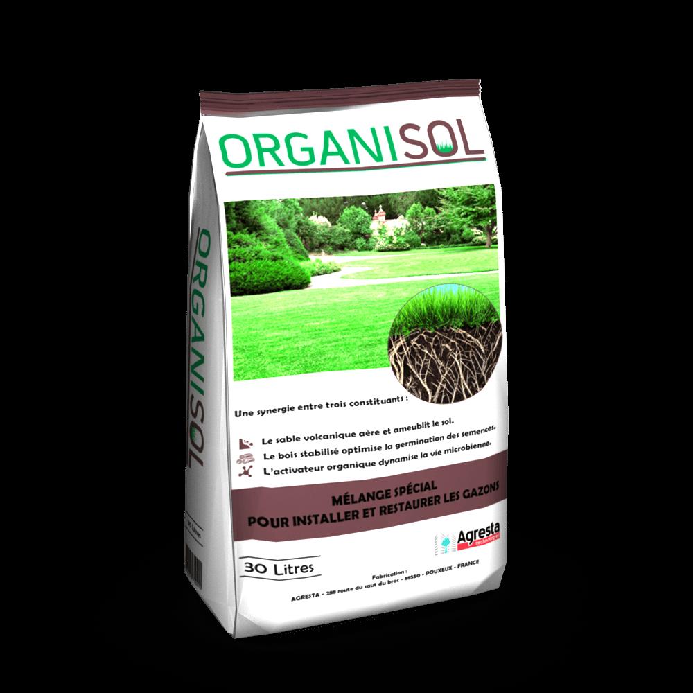 ORGANISOL - Packaging - 30L bags.