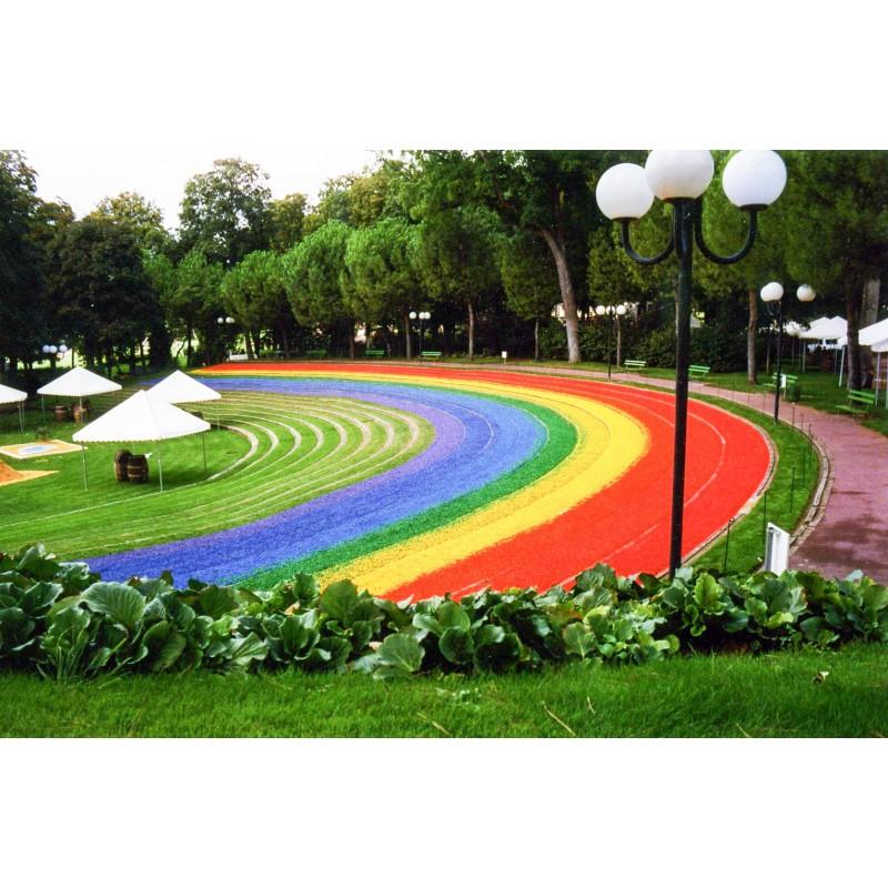 ORGACOLOR : Paillages décoratifs colorés