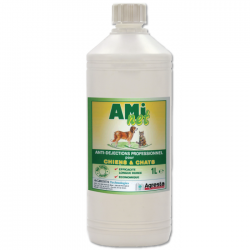 AMI-NET : Anti-Defecation Liquid for Cats and Dogs