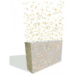 AGRESLITH-C : lightweight concrete with mineralized wood chips