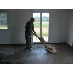 AGRESLITH-C : light and insulating screed