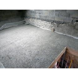 AGRESLITH-C : bois béton léger - rattrapage de niveau