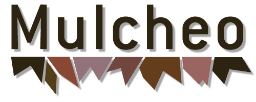 MULCHEO Coloured Mulch Logo AGRESTA
