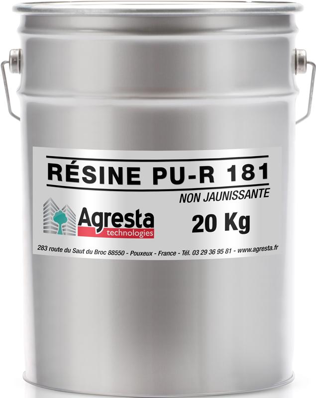 resin PU R 181