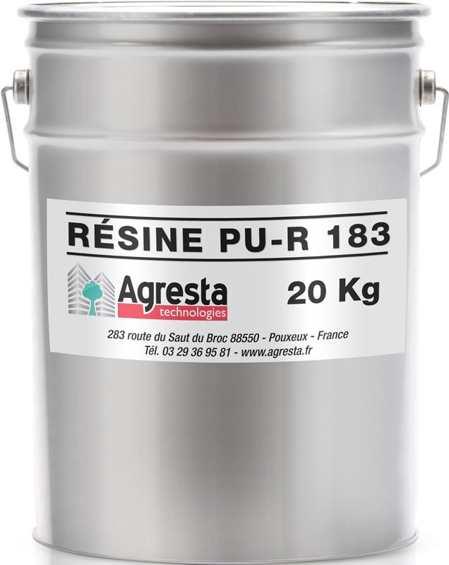 resine PU R 183