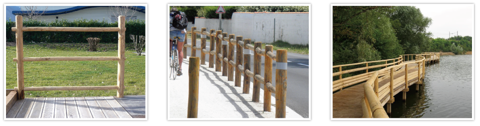 URBEO : Urban planning - fences, barriers, footbridges